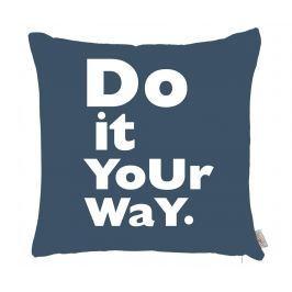 Povlak na polštář Do it Your way 43x43 cm