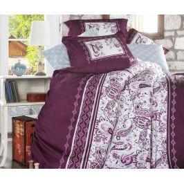 Ložní povlečení King Satin Supreme Advina Purple