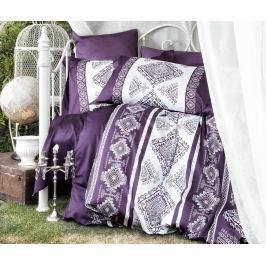 Ložní povlečení King Satin Supreme Calipso Purple