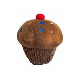 Hračka pro domácí mazlíčky Cupcake Chocolate
