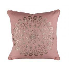 Dekorační polštář Chic Purple 45x45 cm