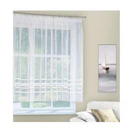 Záclona Gabi Cream White 160x295 cm
