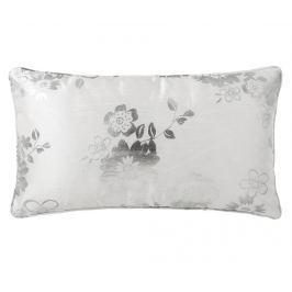 Dekorační polštář Deed White 30x50 cm
