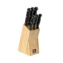 Sada 6 nožů a stojan Cucina