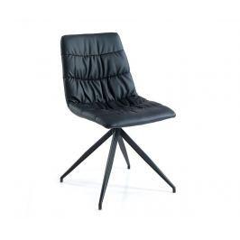 Sada 2 židlí Chiara Black