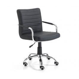 Kancelářská židle Milko Black