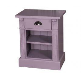 Skříňka Directoire Purple