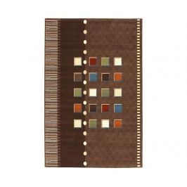 Koberec Coimbra Brown 60x120 cm