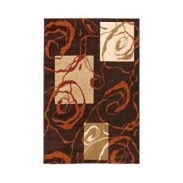 Koberec Iris Brown 60x120 cm