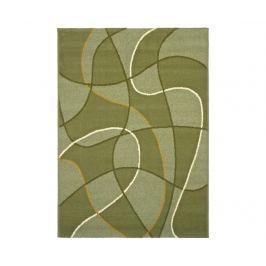 Koberec Dama Lines Green 140x200 cm