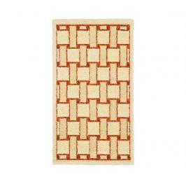 Koberec Dama Knitting Red 120x160 cm