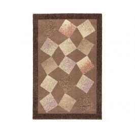 Koberec Dama Square Brown 170x240 cm
