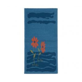 Koberec Acuarela Blue 67x134 cm