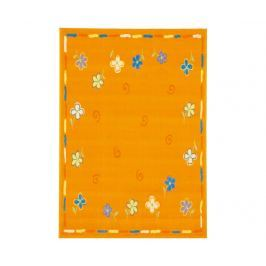 Koberec Acuarela Naranja 60x120 cm