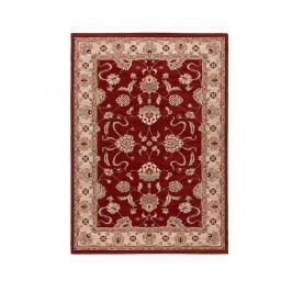Koberec Byzan Flowers Red 90x160 cm
