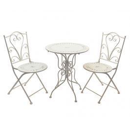 Sada stůl a 2 židle Fiore