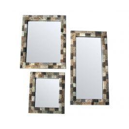 Sada 3 zrcadel Liscio