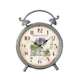 Stolní hodiny Herbes de Provences
