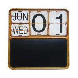 Kalendář s psací tabulí Vanny