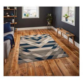 Koberec Pembroke Grey Blue 80x150 cm