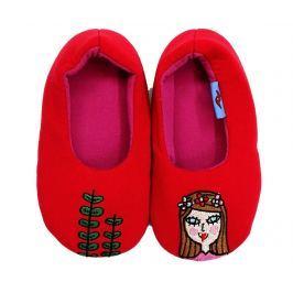 Domácí pantofle Queen of the Garden 26