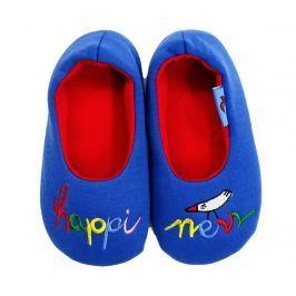 Domácí pantofle Happiness Blue 26