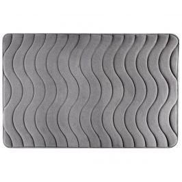 Předložka do koupelny Wave Steel 50x70 cm