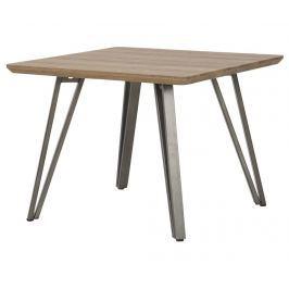 Konferenční stolek Arkansas Dark Grey Brown