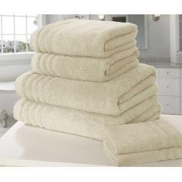 Sada 6 ručníků So Soft Cream