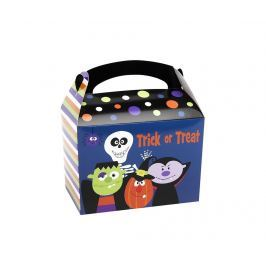 Sada 8 krabic na sladkosti Trick or Treat