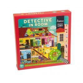 Puzzle, 42 dílů Room Detective Pro