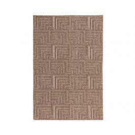 Koberec Pinnacle Brown 167x233cm