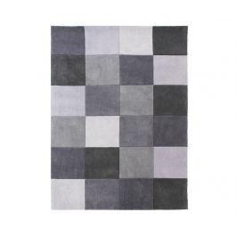 Koberec Squared Grey 120x170cm