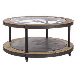 Konferenční stolek Clock