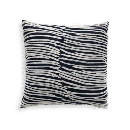 Dekorační polštář Stripes Navy 45x45 cm