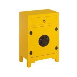 Skříňka Verena Yellow