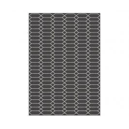 Koberec Norway Black 160x230 cm