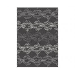 Koberec Norway Fin Black 160x230 cm