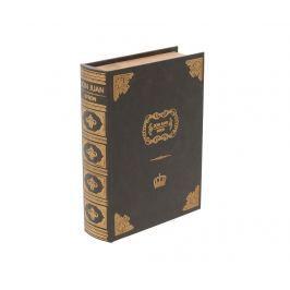 Krabice ve tvaru knihy Don Juan