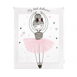 Zatemňovací roleta My Little Ballerina 140x180 cm