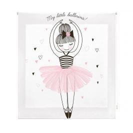 Zatemňovací roleta My Little Ballerina 160x180 cm