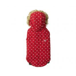 Obleček pro domácí mazlíčky Polka Dots Red M