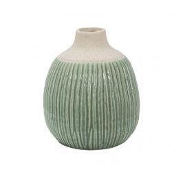 Váza Soap Turquoise