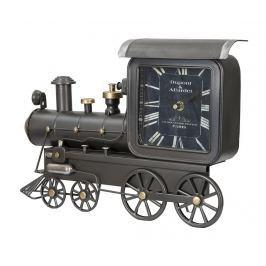 Stolní hodiny Locomotiva