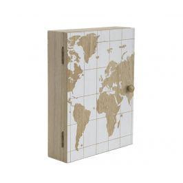 Skříňka na klíče White World