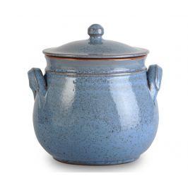 Hrnec s poklicí Charme Fine Blue 2.5 L