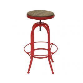 Barová židle Cassidy Red