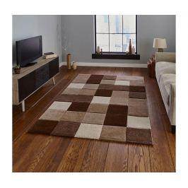 Koberec Brooklyn Beige & Brown 160x220 cm