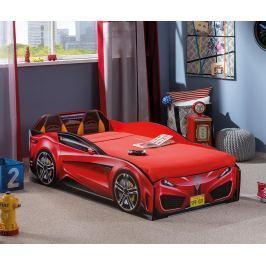 Rám postele pro děti Spyder Red