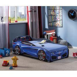 Rám postele pro děti Spyder Navy Blue